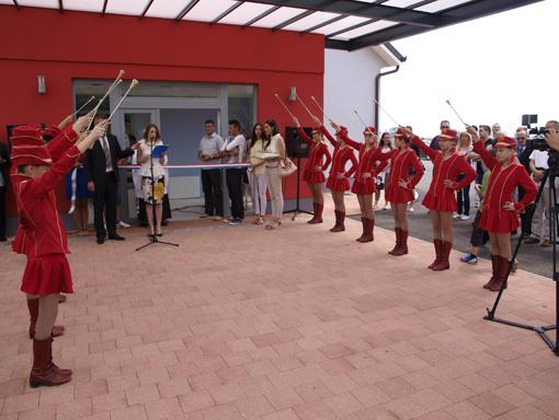 Inaugurazione Centro Disabili NOVA NADA