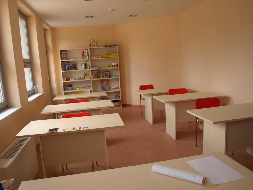 Aula studio del Centro NOVA NADA