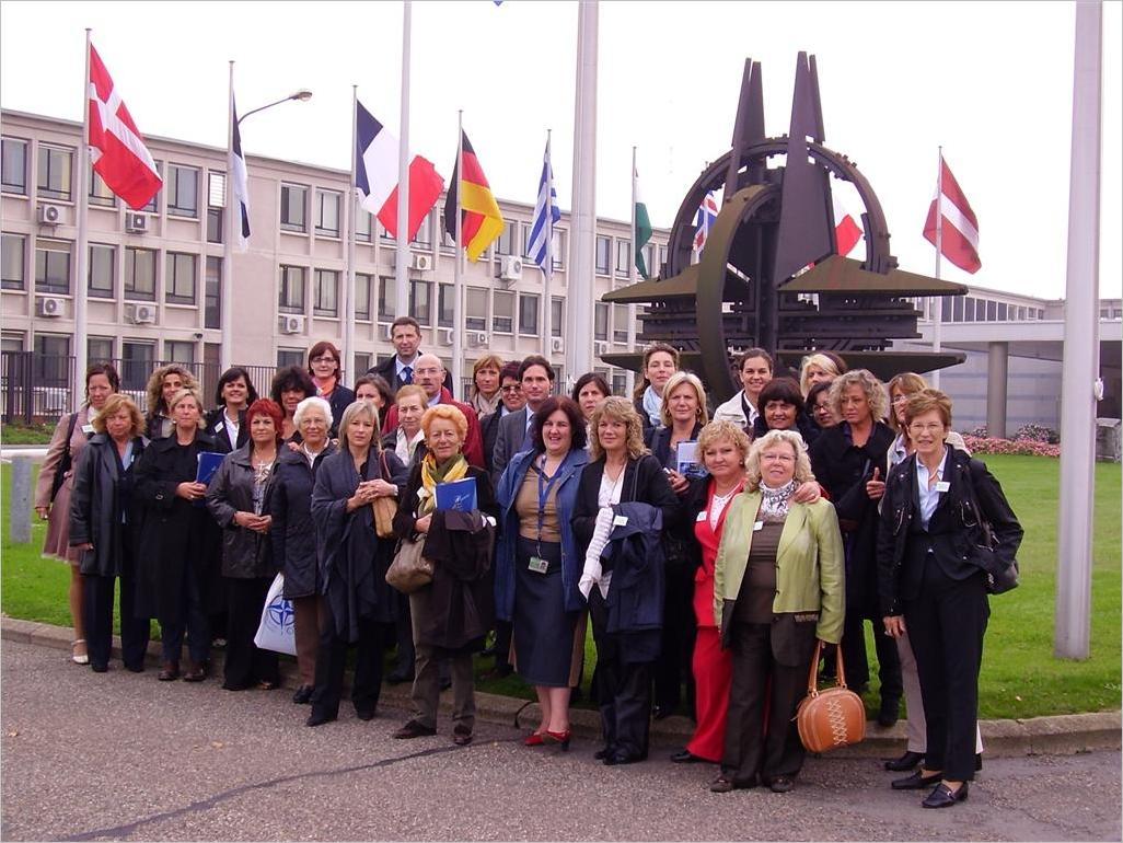 Imprenditrici del Triveneto in visita a Bruxelles