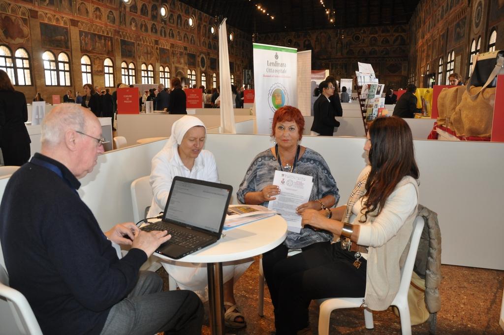 Presentazione e Collaborazione B.T.R.I. Padova