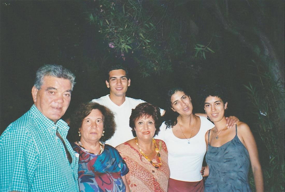 Gruppo con cardio-trapiantata dalla Sicilia