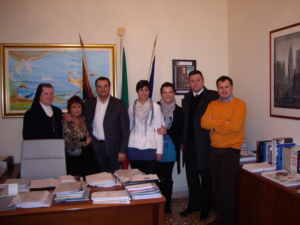 Il Sindaco di Tomislavgrad Ivan Vukadin ricevuto nella Sede della Regione